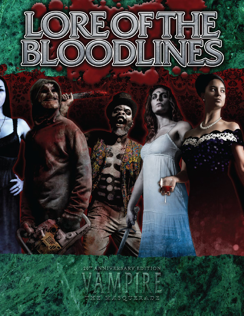 Lore of the Bloodlines Text