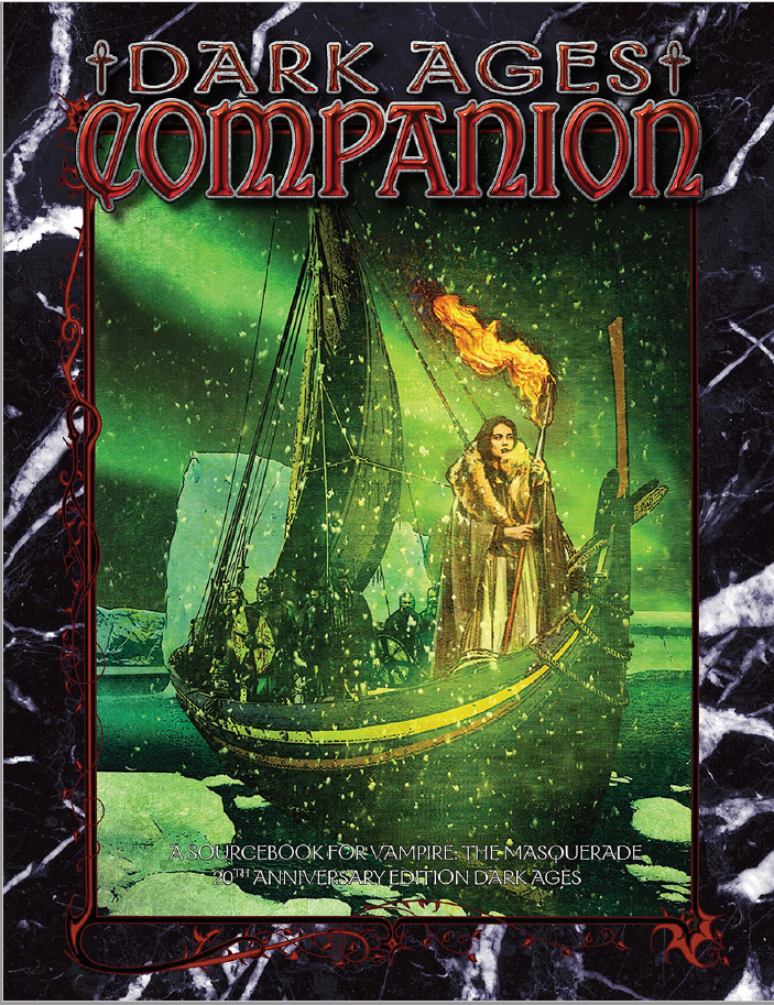 V20 Dark Ages Companion Cover
