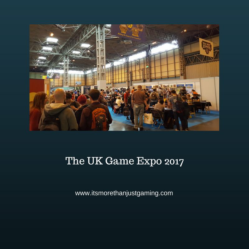 UK Game Expo 2017