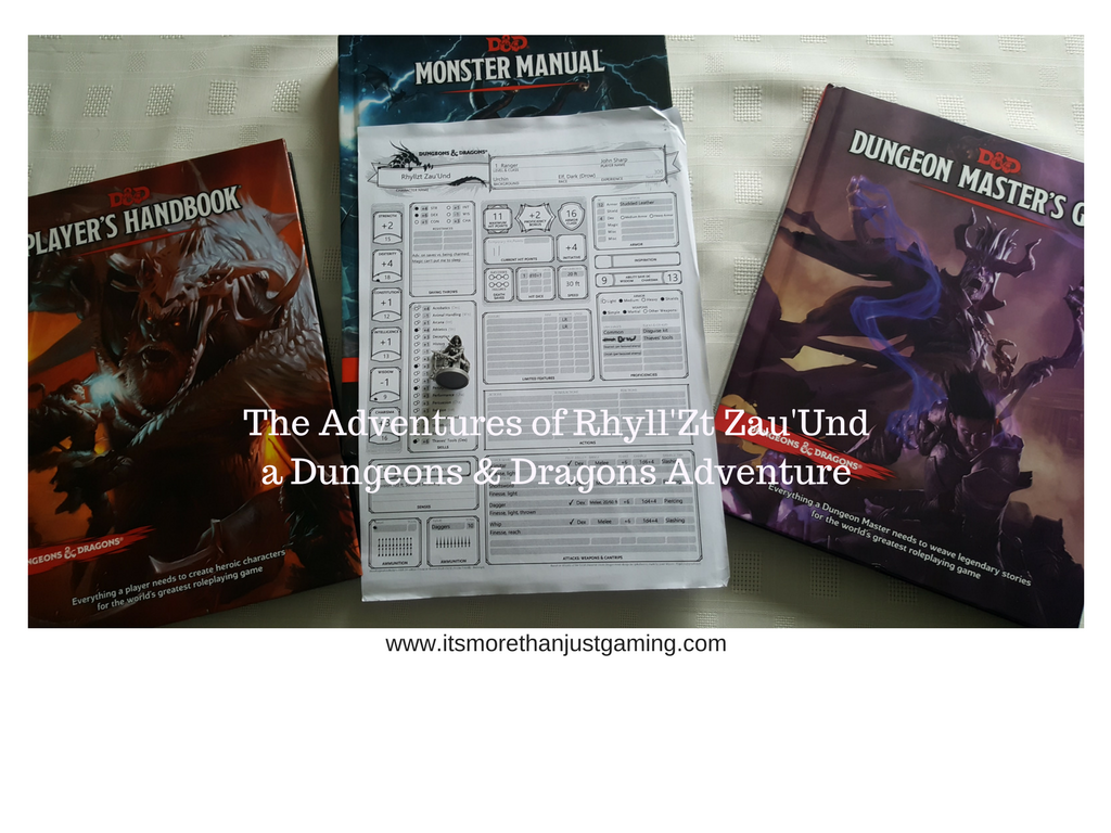 The Adventures of Rhyll'Zt Zau'Und