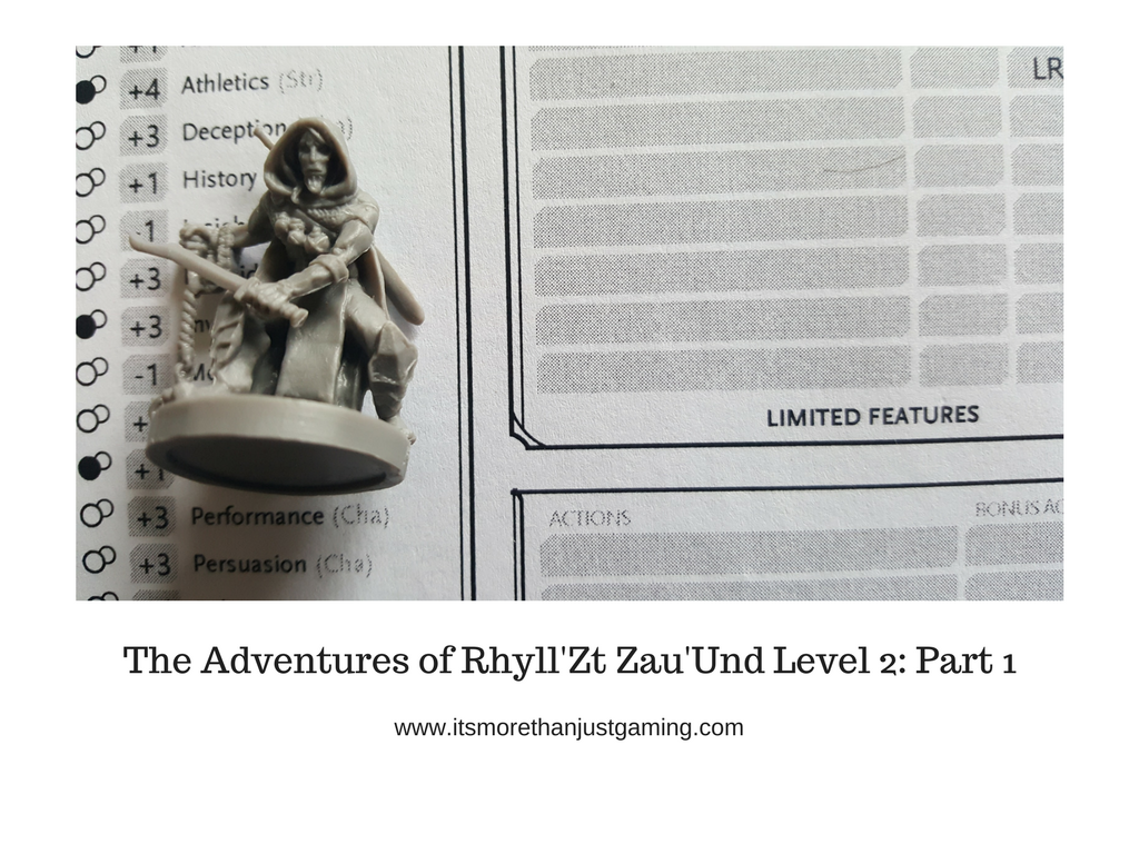 The Adventures of Rhyll'Zt Zau'Und Level 2_ Part 1