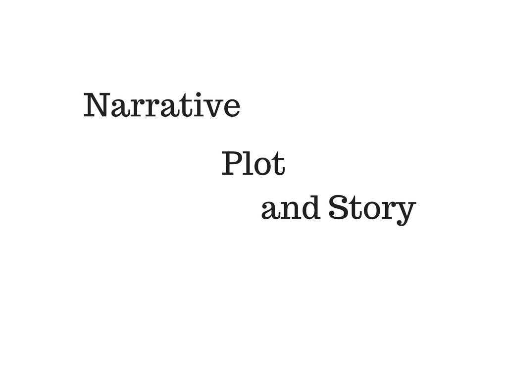 Narrative, Plot and Story