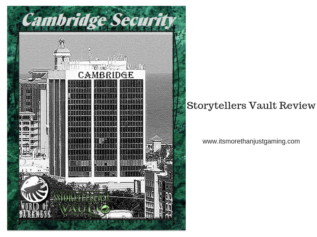 Cambridge Security